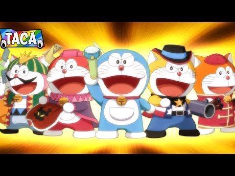 Bật mí về 6 anh em 'Trên Bến Dưới Thuyền' của mèo máy Doraemon
