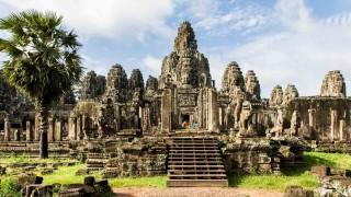 Toàn cảnh vẻ đẹp đền Angkor Wat, di tích quan trọng bậc nhất Campuchia