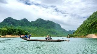 Khám phá vẻ đẹp mê hồn đất Quảng Bình
