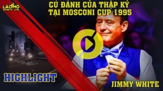 Cú Đánh Của Thập Kỷ TẠI MOSCONI CUP 1995