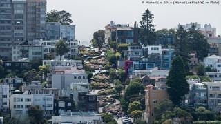 Đường dốc Lombard, San Francisco