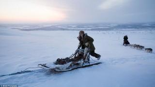 Trải nghiệm đời sống tại thị trấn duy nhất giữa... Nam Cực lạnh giá!