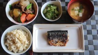 Bữa ăn cân bằng dinh dưỡng theo phong cách Nhật Bản