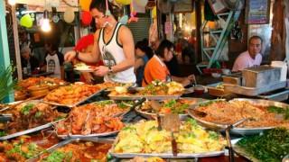 Khám phá ẩm thực Chợ Nổi Thái Lan