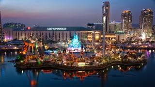Đi Hàn Quốc đừng quên chiêm ngưỡng vẻ đẹp choáng ngợp của Lotte World