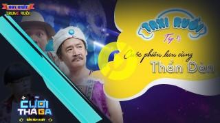 CUỘC PHIÊU LƯU CÙNG THẦN ĐÈN - TAXI RUỒI Tập 4 - Trung Ruồi, Thanh Dương, Phí Thùy Linh